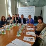 круглый стол по обсуждению профессионального стандарта специалиста по присмотру и уходу за детьми дошкольного возраста