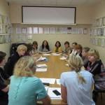 В семинаре-вебинаре приняли участие 120 руководителей Департамента социальной защиты населения, администрации г.Череповца, учреждений образования, здравоохранения, социальной защиты, некоммерческих организаций.