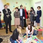 На мероприятии практического семинара в Вологодской области