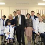 Участники практического семинара в Вологодской области